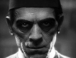 character and the titular antagonist in the 1932 film The Mummy