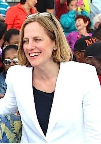 Melinda Katz - Image: Borough President Melinda Katz