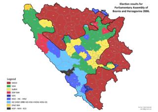 2006 Bosnian general election