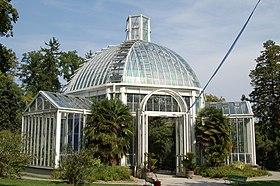conservatoire et jardin botaniques de la ville de gen ve wikip dia. Black Bedroom Furniture Sets. Home Design Ideas