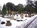 Bournemouth, northern side of Wimborne Road Cemetery - geograph.org.uk - 1150941.jpg