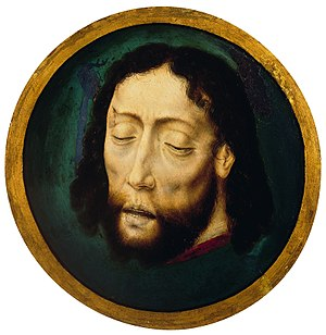 1460s in art - Image: Bouts Head of St. John
