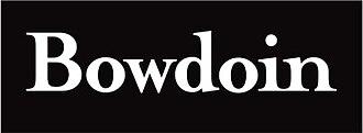 Bowdoin College - Image: Bowdoin wordmark