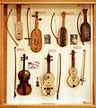 Bowed string instruments (1) Arrabita, Rabels, Violin - Soinuenea.jpg