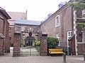 Boxmeer Rijksmonument 10031 Carmelietenklooster, hek en poort.JPG