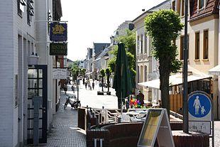 Bad Zwischenahn Fußgängerzone