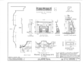 Brandt House, 205 Main Street, Belleville, Essex County, NJ HABS NJ,7-BELVI,2- (sheet 15 of 22).png