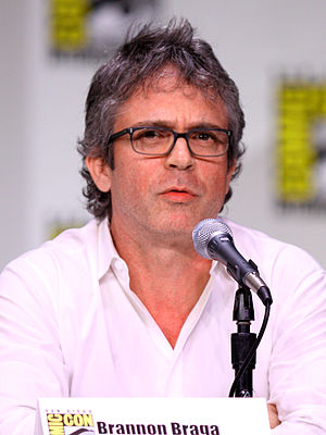 Star Trek: Voyager (season 4) - Brannon Braga joined Voyager as a co-executive producer for the fourth season.