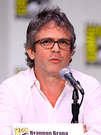 Star Trek: Voyager (season 4) - Brannon Braga joined Voyager as a co-executive producer for the fourth season.
