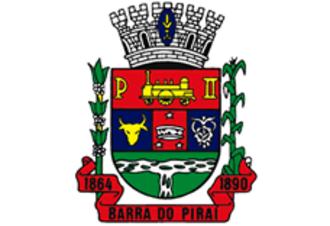 Barra do Piraí - Image: Brasao Barra Do Pirai