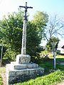 Brasparts 26 Croix de la chapelle Saint-Sébastien.jpg