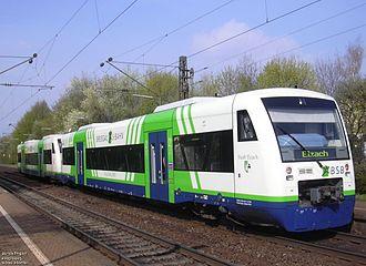 Breisgau S-Bahn - Breisgau S-Bahn train