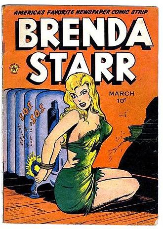 Brenda Starr, Reporter - Image: Brenda Starr 14