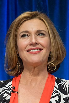 Brenda Strong at PaleyFest 2013.jpg