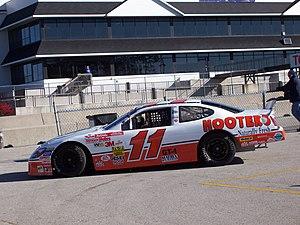 Brett Bodine - Hooters car