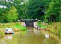 Brewhurst Lock, Wey and Arun Canal - geograph.org.uk - 1436603.jpg