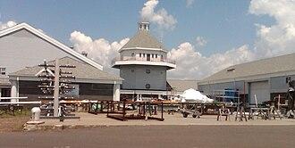Bridgeport Public Schools - Bridgeport Regional Vocational Aquaculture School in 2010.