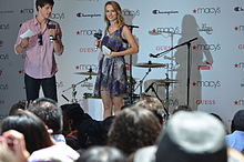 Bridgit Mendler at Macy's Annual Summer Blowout 2011.jpg