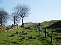 Bridleway near Sykes Farm - geograph.org.uk - 401683.jpg
