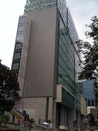 Queen Elizabeth II Courts of Law, Brisbane - Image: Brisbane Supreme and District Court 5