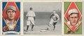 Briscoe Lord-R. N. Oldring, Philadelphia Athletics, baseball card portrait LCCN2008678549.tif