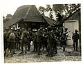 British and Indian officers 9th Gurkhas at their Headquarters (Photo 24-60).jpg