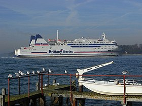 Image illustrative de l'article MV Barfleur
