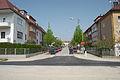 Brno-Cerna Pole - Demlova ulice od jihu.jpg