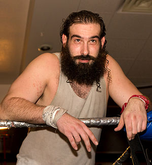 Luke Harper - Brodie Lee in 2011
