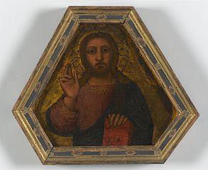 ''Christ Blessing''
