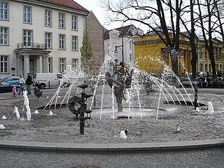 Brunnen der Lebensfreude