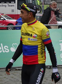 Rubiano in 2014