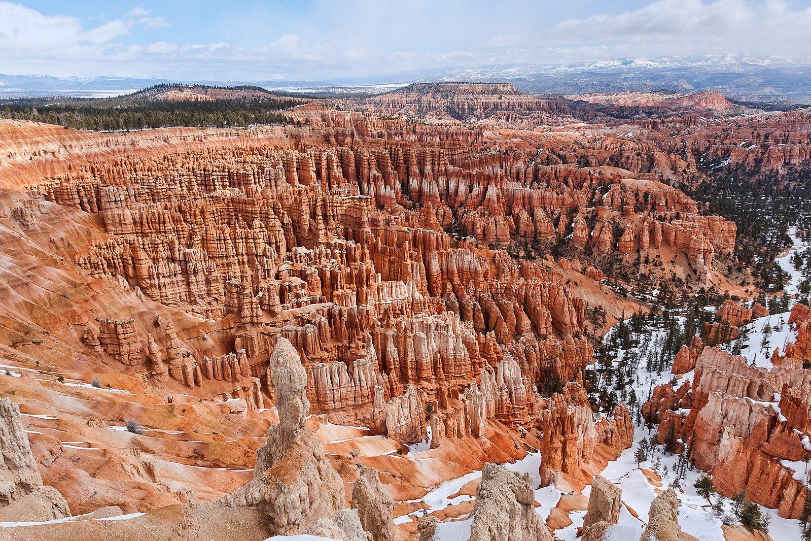 ruta bryce canyon