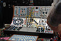 Buchla 200e with 222e Multi Dimensional Kinesthetic Input Port, Bay Area Synth Meet, 2012-01-28.jpg