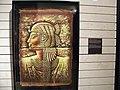 Bucuresti, Romania. Biblioteca Nationala a Romaniei. Expozitia Comorile Egiptului Antic. Papirusul CLEOPATRA aVII-a PHILOPATOR.jpg