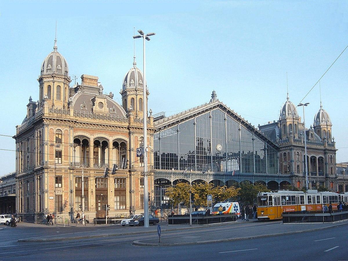 Budapest Nyugati Railway Terminal Wikipedia