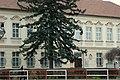 Budova Úřadu městyse, Boleslavská 154, Bezno, okr. Mladá Boleslav, Středočeský kraj 01.jpg