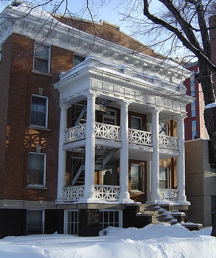 Historic Riviera Apartments On 6th Avenue North