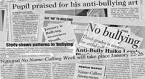 Bullying culture - Image: Bullies