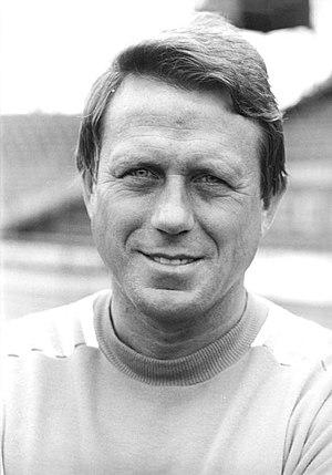 Werner Voigt - Voigt with Rostock in 1989.