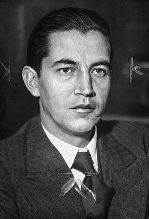 Gestapo - Rudolf Diels, first Commander of the Gestapo; 1933–1934