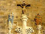 Burgos - Iglesia de San Nicolás de Bari - Sepulcro de Maluenda-Castro-Miranda 2.jpg
