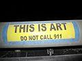 Burning Man 2013 Enough said (9660412382).jpg