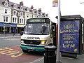Bus stop, Llandudno - geograph.org.uk - 162633.jpg