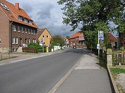 Nienstedter Straße in Barsinghausen