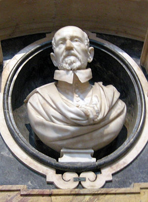 Bust of Giovanni Vigevano - Image: Bust of Giovanni Vigevano by Gianlorenzo Bernini