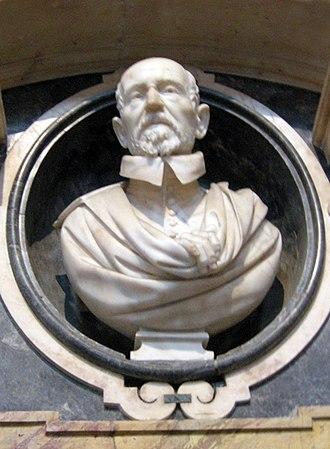 Bust of Giovanni Vigevano - Image: Bust of Giovanni Vigevano by Gianlorenzo Bernini