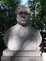 Bust of János Komáromi, 2020 Sárospatak.jpg