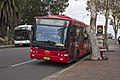 Busways (mo 9707) and Metrobus livered (mo 5317) operated by Hillsbus at Castle Hill Interchange (1).jpg