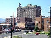Butte MT Finlen Hotel